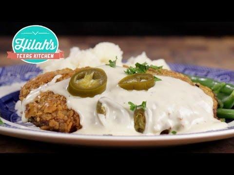 Chicken Fried Steak | Hilah's Texas Kitchen