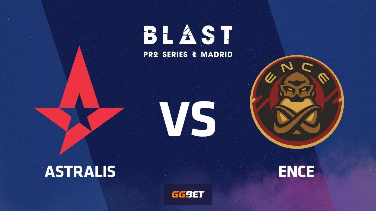 Astralis vs ENCE | Map 1 – Nuke | Grand Final | BLAST Pro Series Madrid 2019
