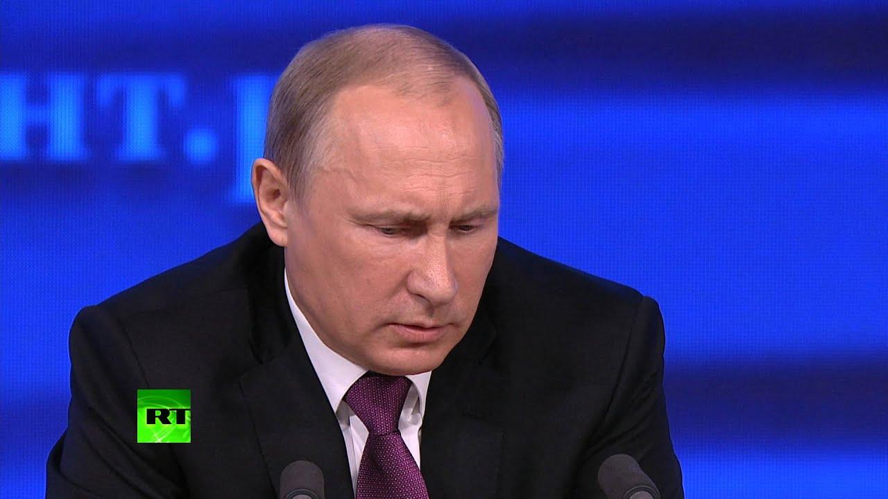 Владимир Путин: Саакашвили по всему миру гоняют как вшивого по бане
