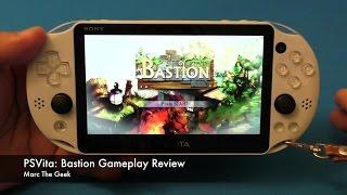 Video PSVita: Bastion Gameplay Review download MP3, 3GP, MP4, WEBM, AVI, FLV Maret 2018