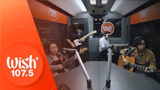 "Kamara performs ""Makalimutin"" LIVE on Wish 107.5 Bus"