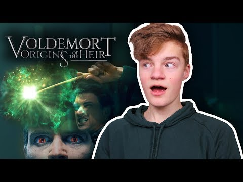 Reacting to Voldemort: Origins of the Heir! (Harry Potter fan film)