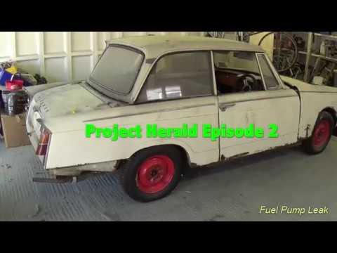 Project Herald Ep2 Fuel Pump