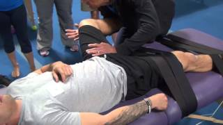 Fascial Stretch Therapy (FST) live workshop - increased hip mobility in 30 sec