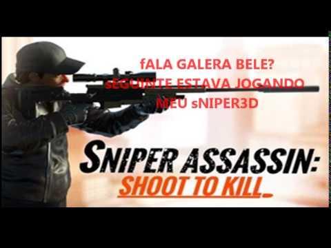 assassin sniper 3d dinheiro infinito