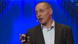 Imagine a world where everybody has a job they love | Niko Herlin | TEDxTurku