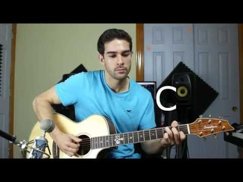 Beyonce Hold Up Guitar Cover With Chords Youtube