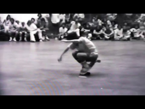 Dennis Martinez 1977 World Skateboard Championships Long Beach