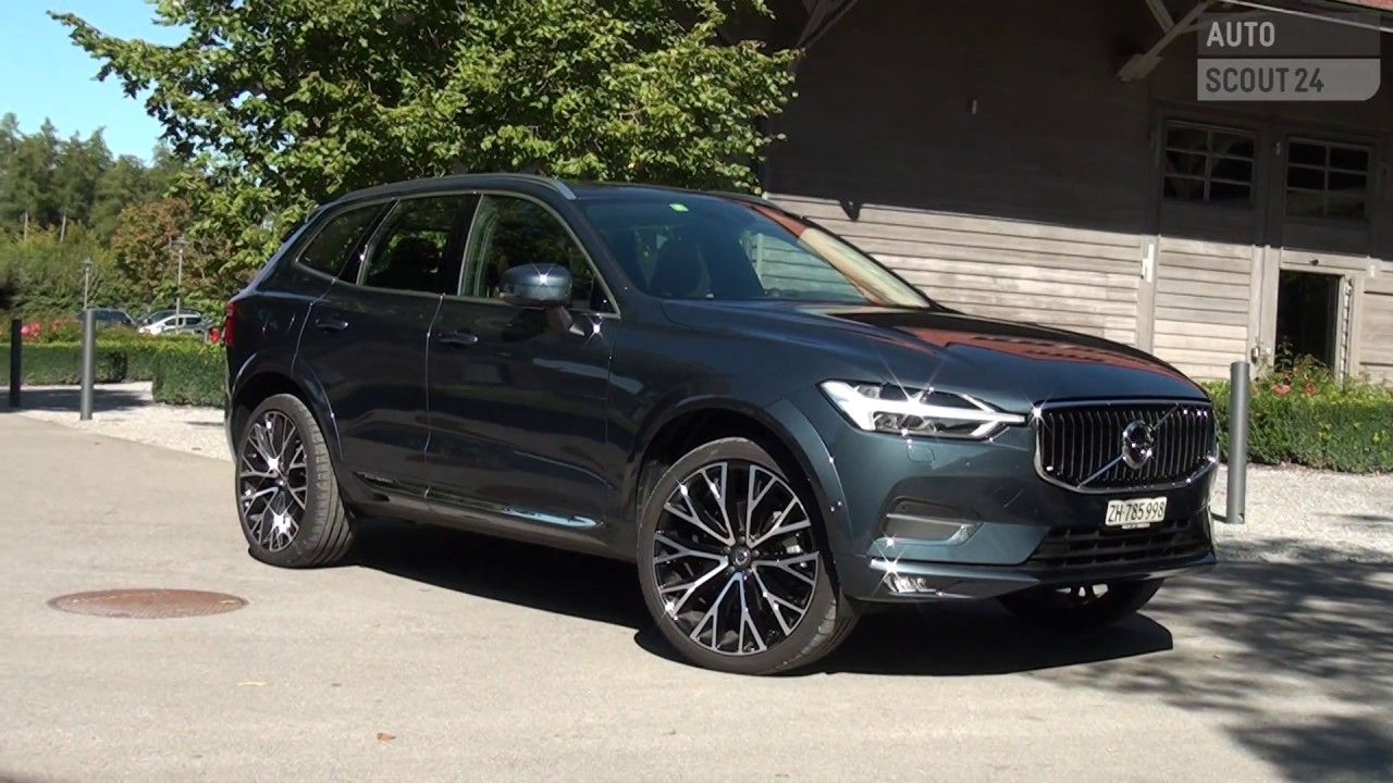 Volvo XC60 (2017) im Test - AutoScout24 - YouTube