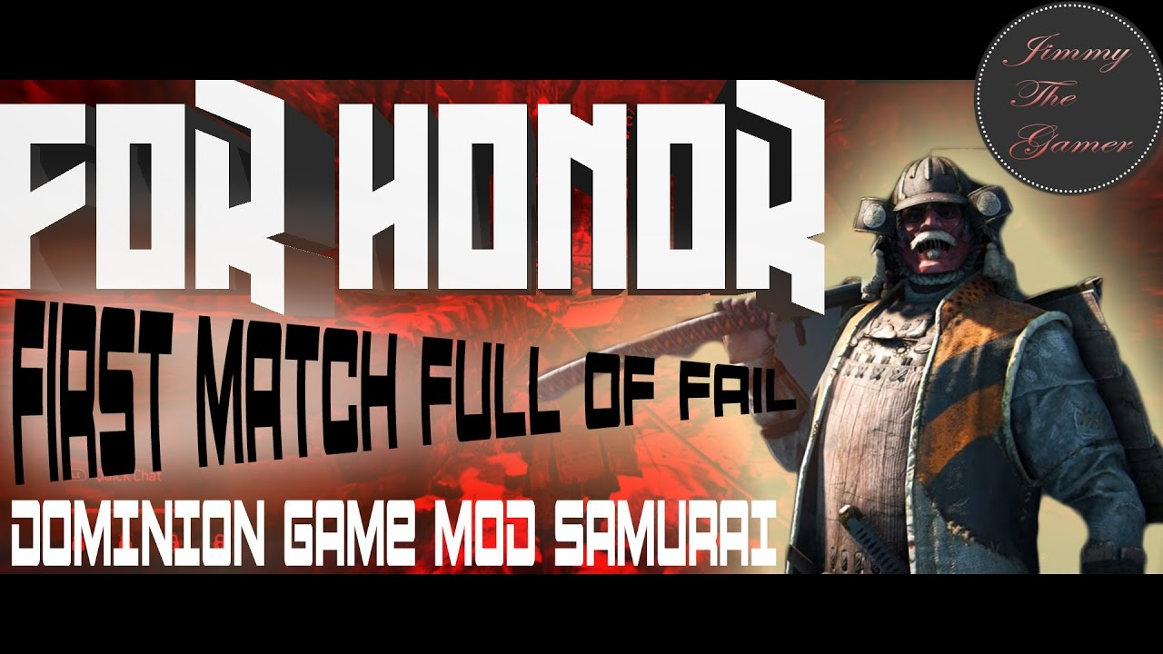 Download FOR HONOR CLOSED BETA SAMURAI GAMEPLAY FUNNY MOMENTS A GAME OF FAILS