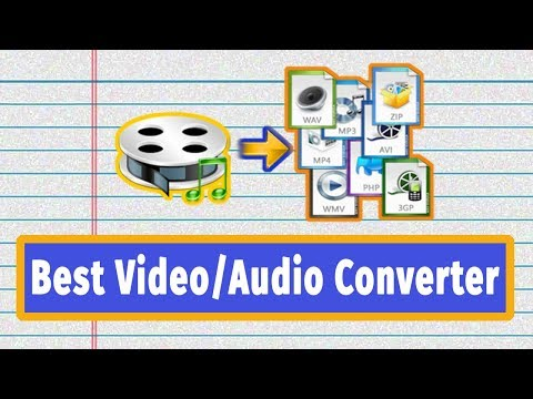 Best Advanced Video and Audio Converter 2017