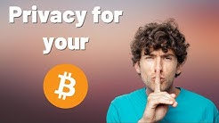 Bitcoin + Privacy - Best Practices For Beginners!