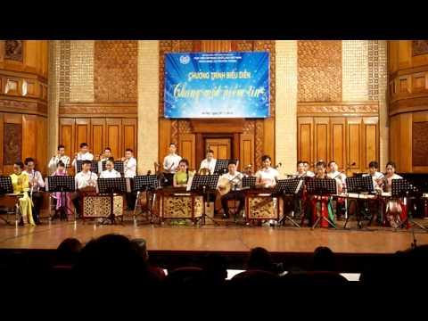 lưu thủy - kim tiền - xuân phong - long hổ: nhã nhạc cung đình Huế   & mùa vàng - Anh Thông