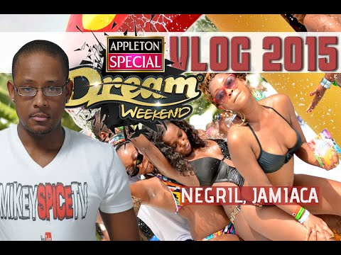 DREAM WEEKEND 2015 NEGRIL JAMAICA: MIKEY SPICE TV