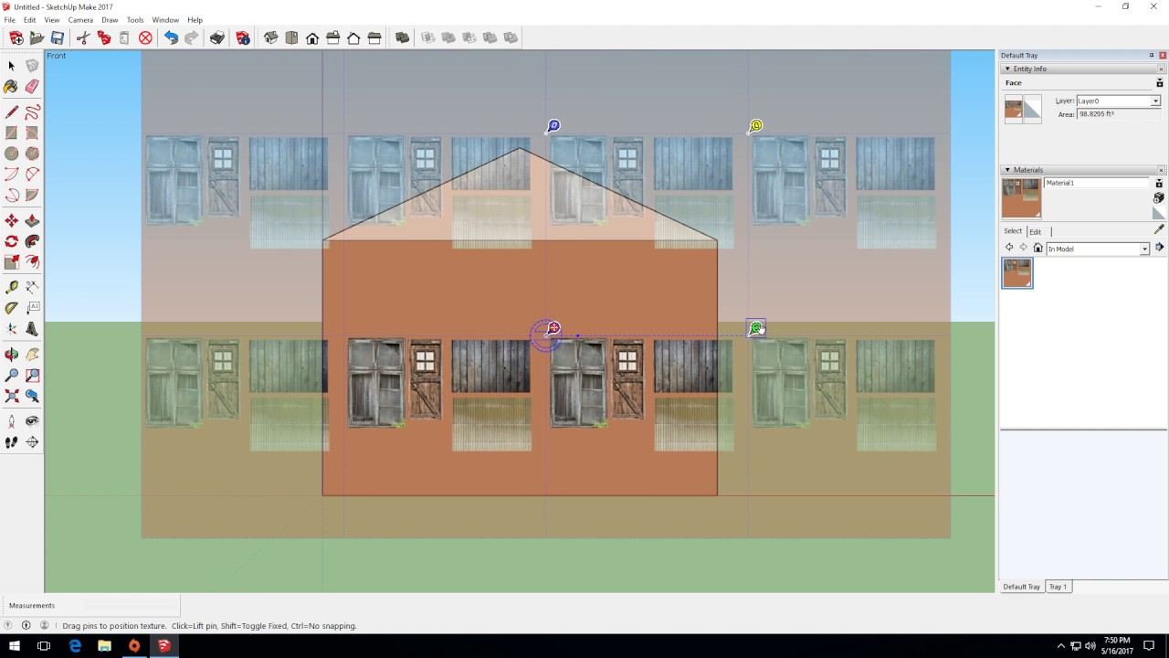 Exporting Objects From Sketchup To Use In X Plane Youtube