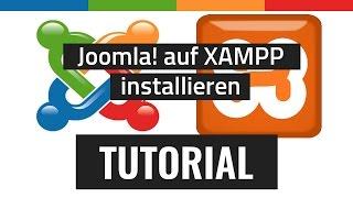 Joomla auf Xampp installieren - Tutorial deutsch