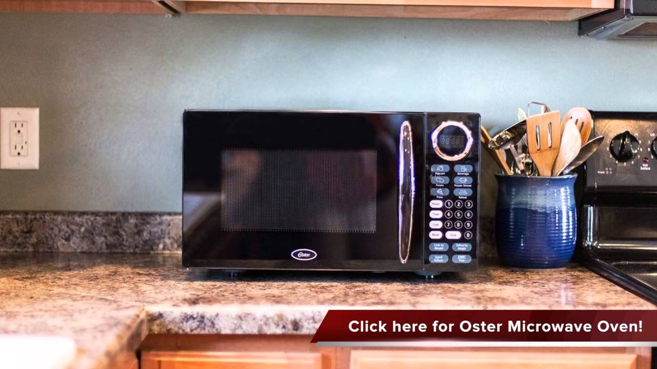 Oster Ogb8903 Digital Microwave Oven Review