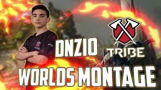 DNZio Vainglory Worlds 2017 Montage!