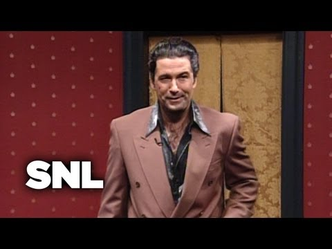 The Joe Pesci Show: Alec Baldwin as Robert Deniro - Saturday Night Live