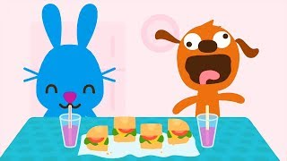 Sago Mini Baby Friends - Empathy, Sharing Through Pretend Play - Kids Game Review