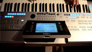 Jeśli kochasz - Hit Sanok Yamaha Tyros 4