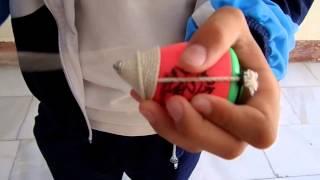Como hacer el Boomerang con el trompo [HD]