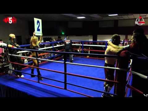FightLight 5 - Hampson vs Ogendo