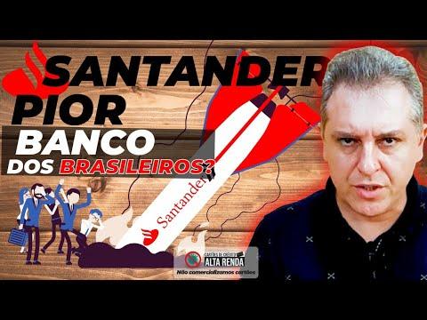 Download 💳Banco Santander é o pior banco do Brasil? segundo o Sindicato. Será verdade?