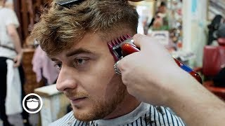 How to Give the Best Fade Haircut