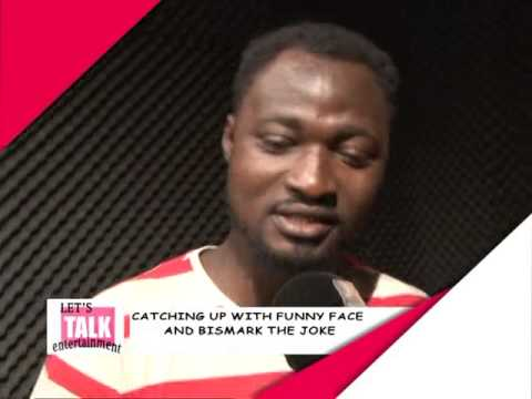 funny face and bismark the joke lets talk s entertainment 4 12 14