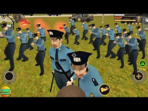 Vegas Crime Simulator Police Officers ( By Naxeex LLC ) #119  Android GamePlay Mobilean Ready