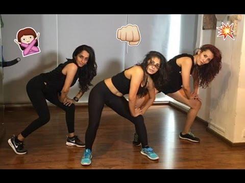 #ELLEActive Dance along to Nike's 'Da Da...
