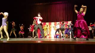 Recital de Baile 2018: The Greatest Showman