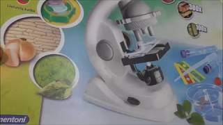 Christmas 2017 gifts for kids Clementoni Galileo Nature Under The Microscope science kit review