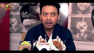 Irrfan Khan About Talvar Movie | Gulzar | Vishal Bharadwaj | Konkana Sen | Meghna Gulzar