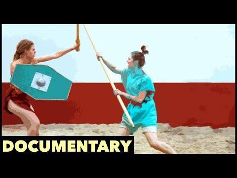 Female Gladiators (Gladiatrix) in Ancient Rome | Short Documentary HD