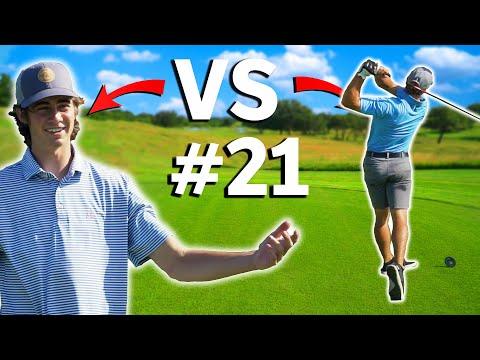 Best Golf I've Played in San Antonio!? | Sunday Match #21 | Garrett VS Micah