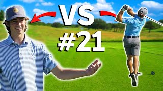 Best Golf I've Played in San Antonio!? | Sunday Match #21 | Garrett VS Micah