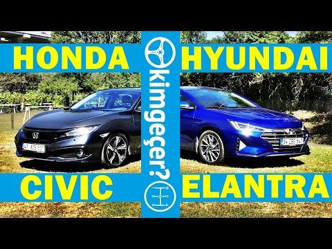 Honda Civic Sedan mı Hyundai Elantra mı?
