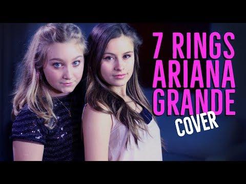 7 Rings - Ariana Grande  Luiza Gattai & Rafa Gomes Cover