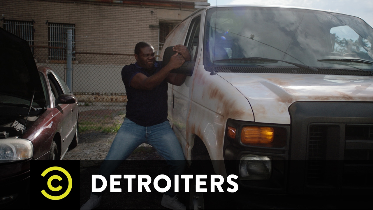 Download Test Drive - Detroiters - Comedy Central