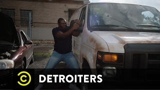 Test Drive - Detroiters - Comedy Central