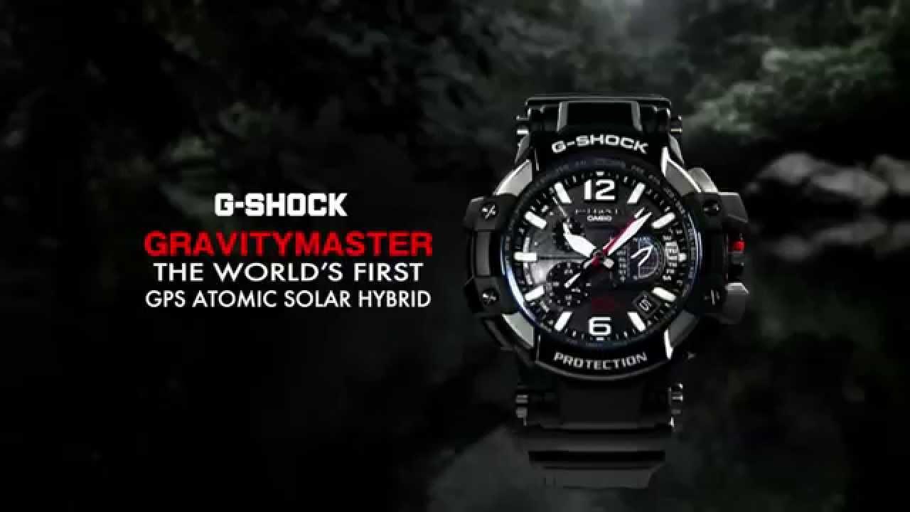 Sneak Peak Of New G Shock Gravity Master Watch Youtube