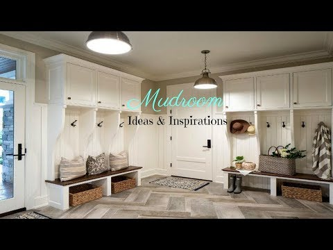 Mudroom Ideas and Inspirations | Home Decor & Organization