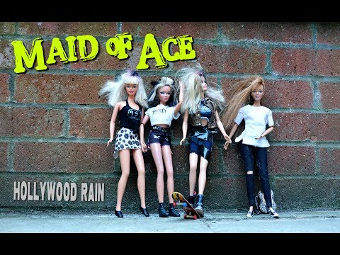 MAID OF ACE - HOLLYWOOD RAIN (OFFICIAL VIDEO) HD