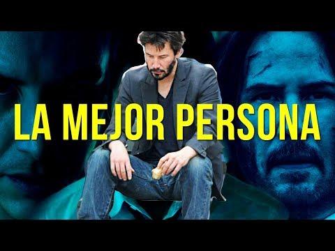 Keanu Reeves Es La Mejor Persona del Mundo