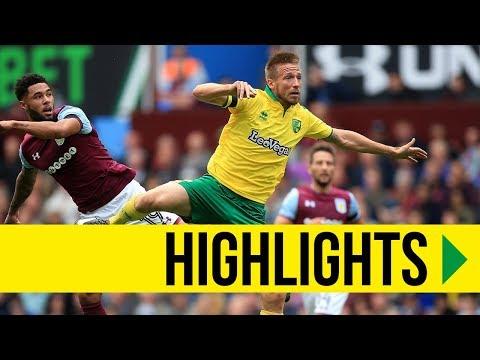 HIGHLIGHTS: Aston Villa 4-2 Norwich City