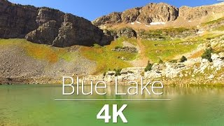 Crested Butte Hikes: Blue Lake 4K