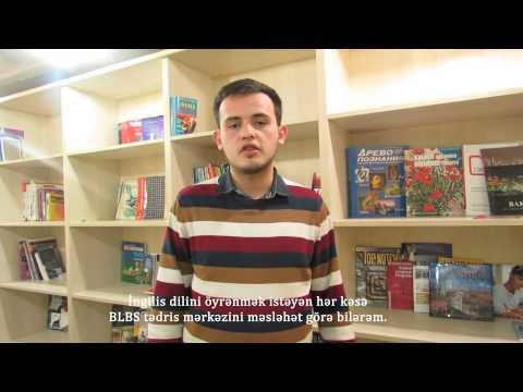 BLBS - Ingilis dili tədrisi