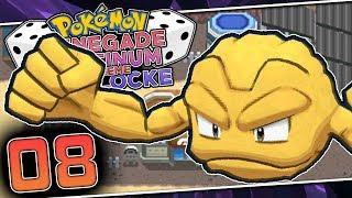WE FIND A SHINY POKEMON! Pokemon Renegade Platinum Extreme Dicelocke Part 08 w/ HDvee